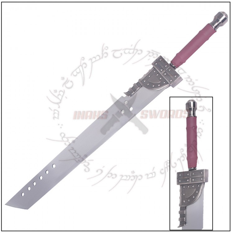 52 Medieval Replica Buster sword with sheath